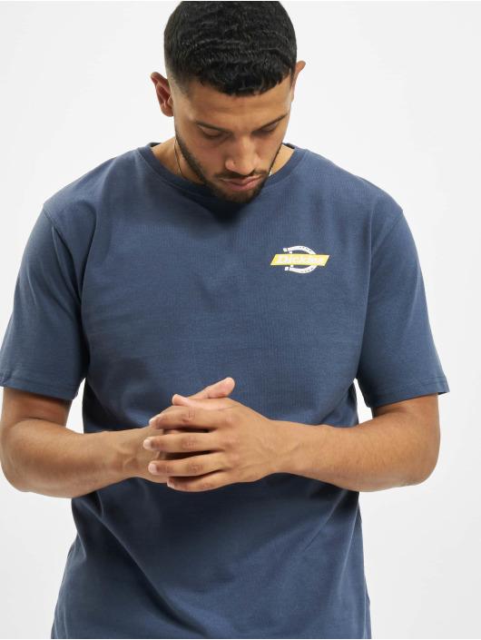 Dickies T-skjorter Ruston blå