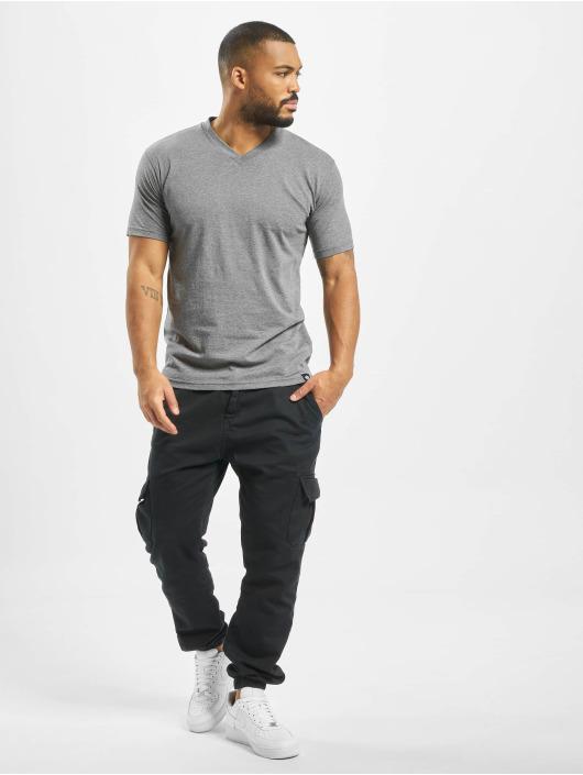 Dickies T-skjorter V-Neck 3er-Pack grå