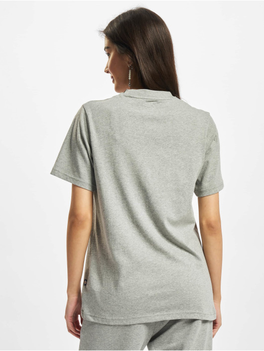 Dickies T-skjorter Icon Logo grå