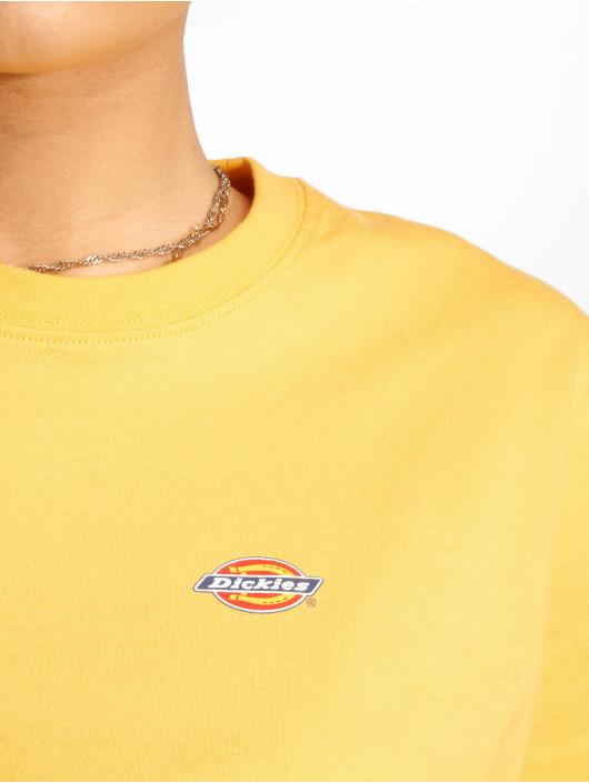 Dickies T-skjorter Stockdale gul