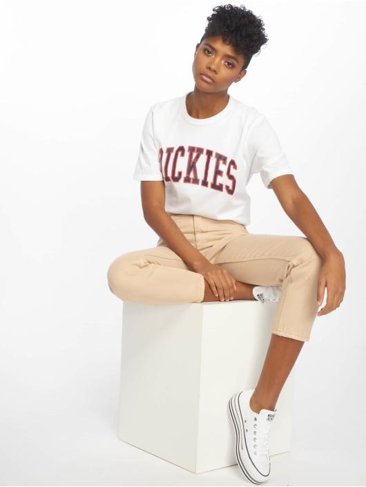 Dickies T-skjorter Philomont hvit