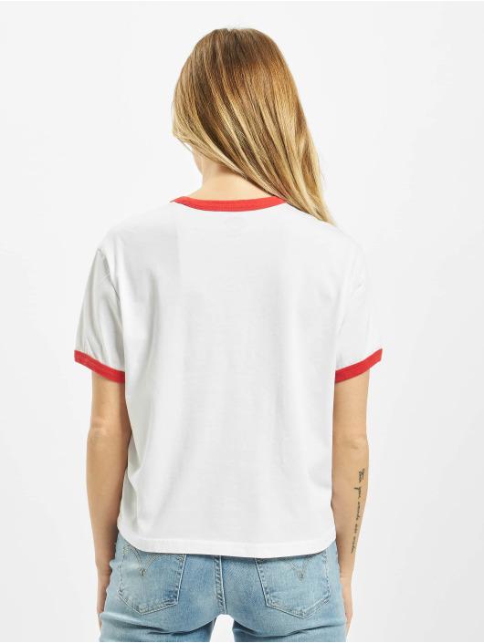 Dickies T-skjorter Hellier hvit