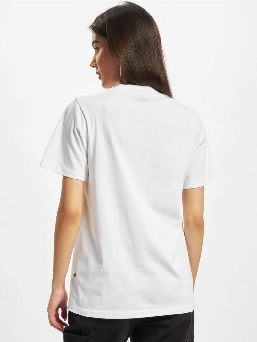 Dickies T-skjorter Icon Logo hvit