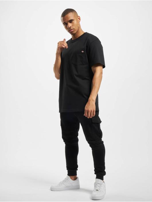 Dickies T-skjorter Porterdale svart