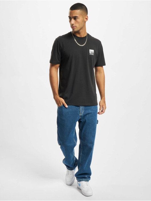 Dickies T-skjorter Taylor SS svart