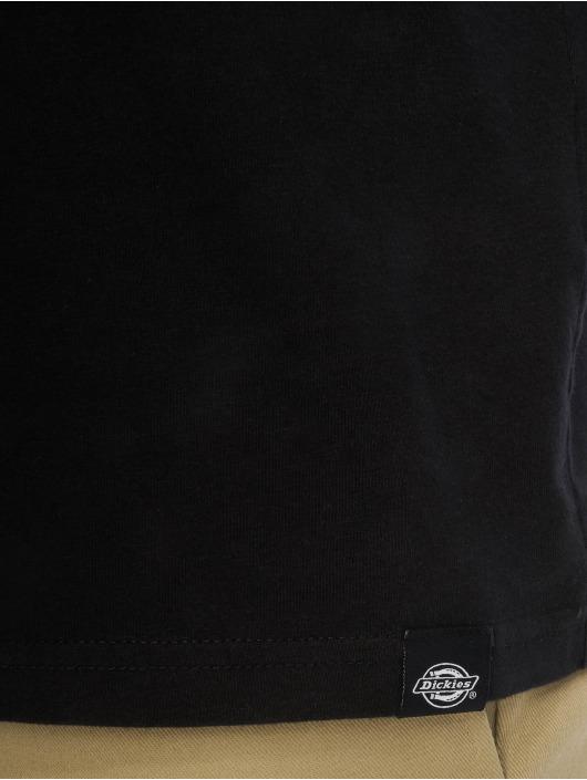 Dickies Tričká Austwell èierna