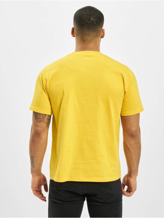 Dickies Tričká Horseshoe žltá