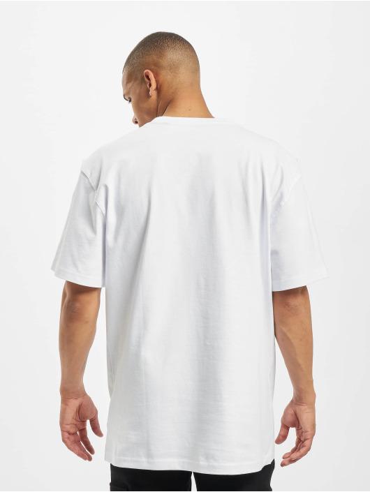 Dickies Tričká Porterdale biela