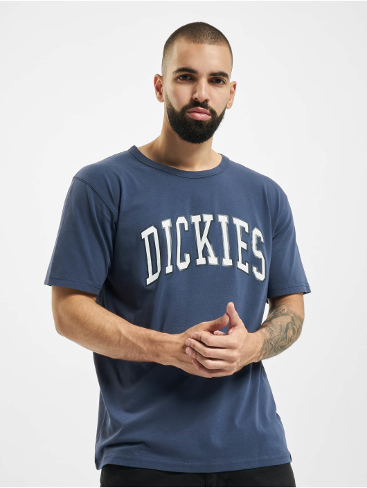 Dickies Tričká Philomont modrá