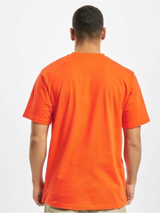Dickies Tričká Horseshoe oranžová