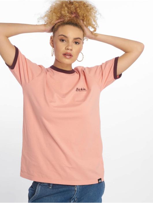 Dickies Tričká Barksdale pink