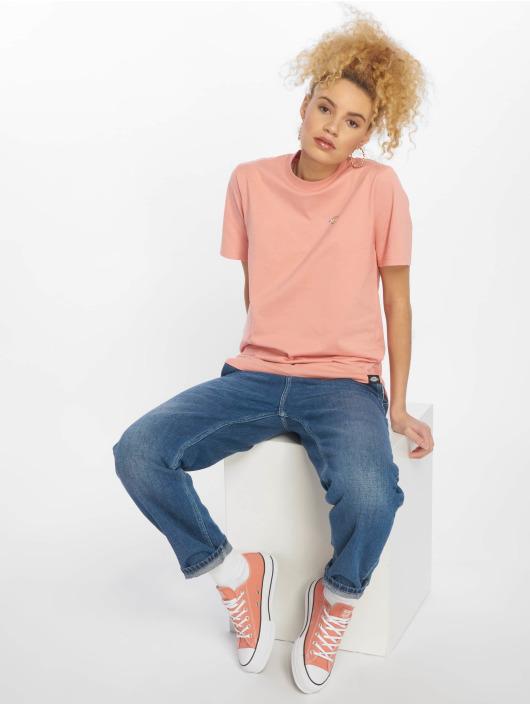 Dickies Tričká Stockdale pink