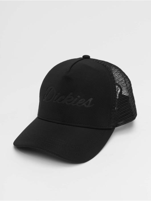 Dickies Trucker Caps Cairo svart