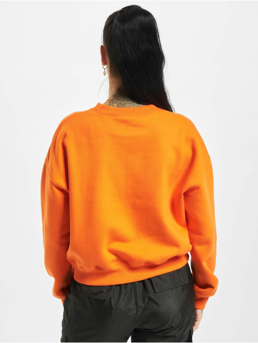 Dickies trui Ferriday Cropped oranje