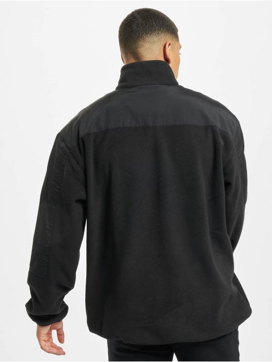 Dickies trui Port Allen Fleece zwart