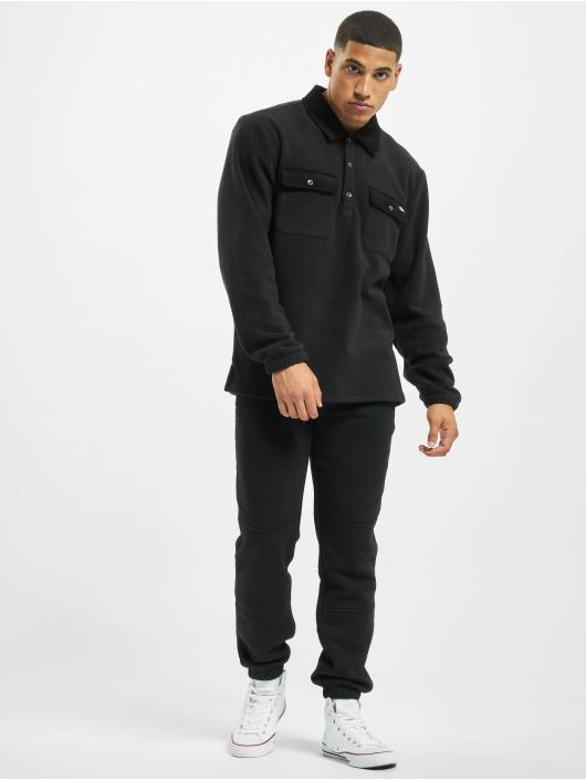 Dickies trui Morganza Polo zwart