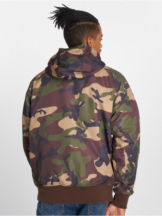 Dickies Übergangsjacke Fort Lee camouflage