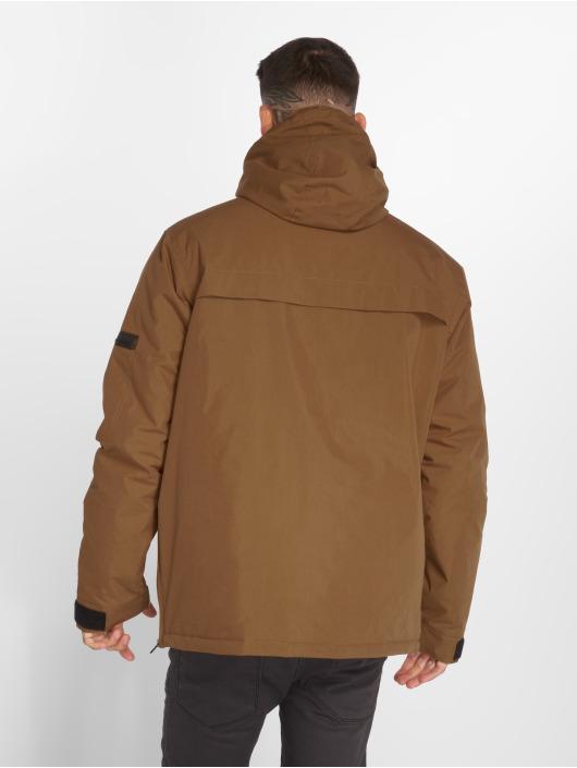 Dickies Välikausitakit Belspring Pullover ruskea