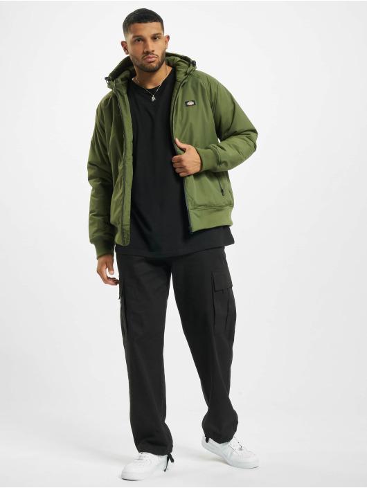 Dickies Veste mi-saison légère New Sarpy vert
