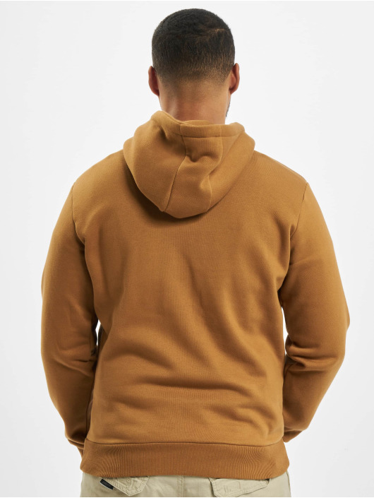 Dickies Zip Hoodie New Kingsley brazowy