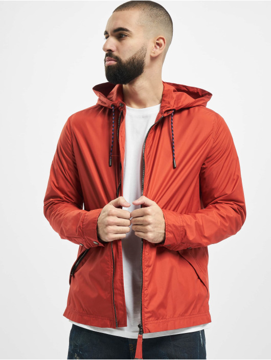 Diesel Демисезонная куртка Joalong Rain оранжевый