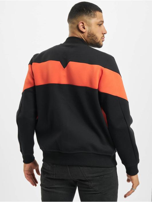 Diesel Демисезонная куртка Mello черный