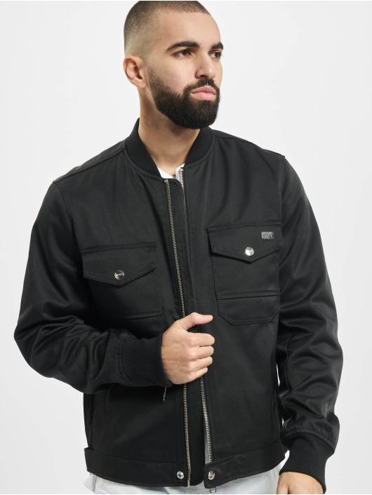 Diesel Демисезонная куртка Yumas черный