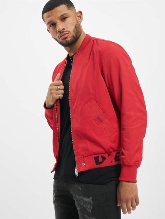 Diesel Куртка-бомбардир Gate красный