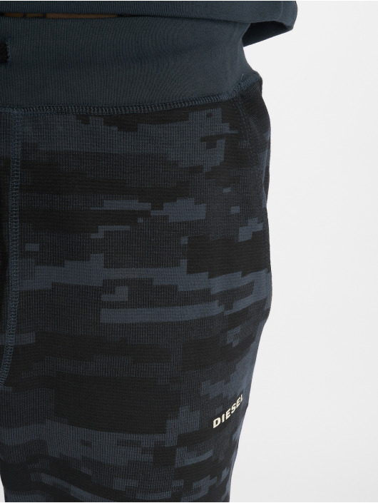 Diesel Спортивные брюки Umlb-Peter камуфляж