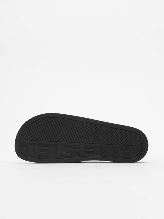 Diesel Badesko/sandaler Valla svart