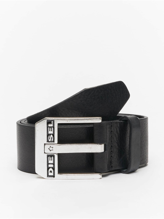 Diesel Belt Bluestar black