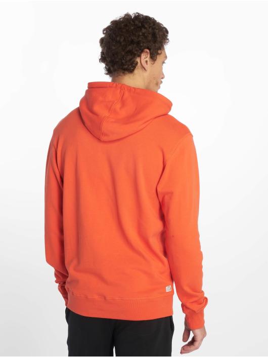 Diesel Bluzy z kapturem UMLT-Brandon pomaranczowy