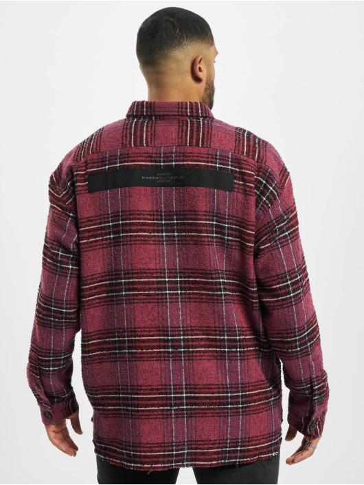Diesel Camisa R-Taro rojo