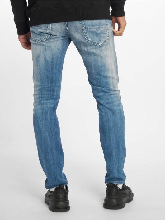 Diesel dżinsy przylegające Thommer niebieski