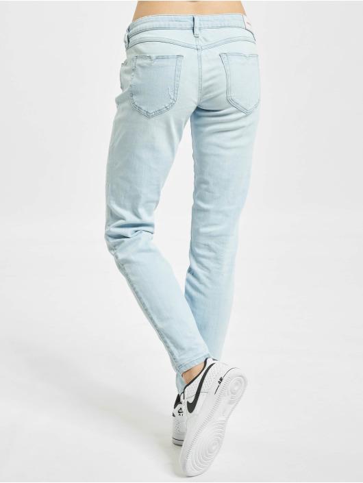 Diesel Dżinsy straight fit Gracey niebieski
