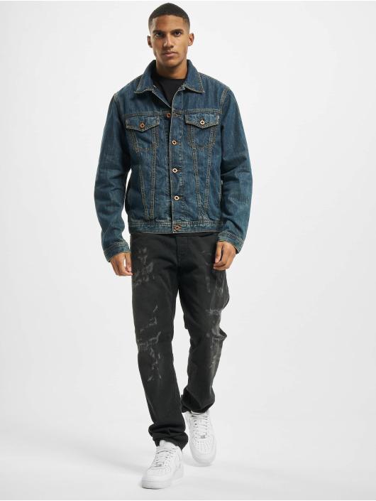 Diesel Giacca Jeans Denim blu