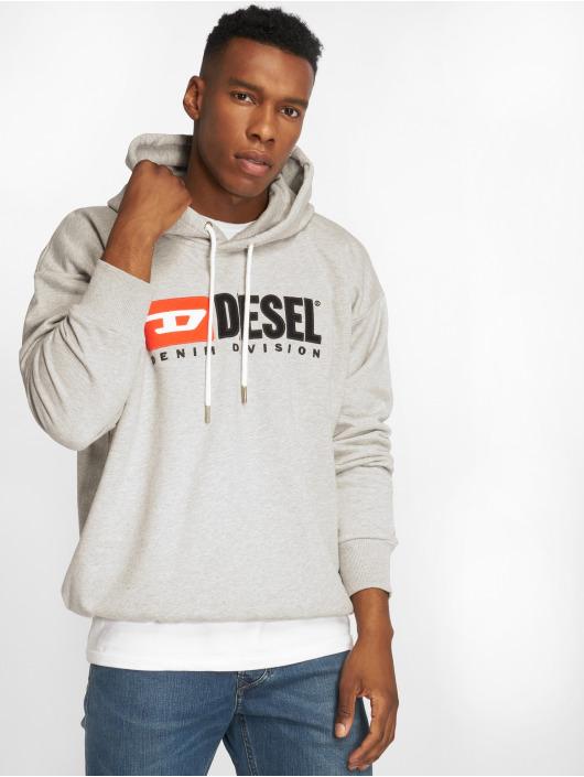 Diesel Hoodie S-Division grey
