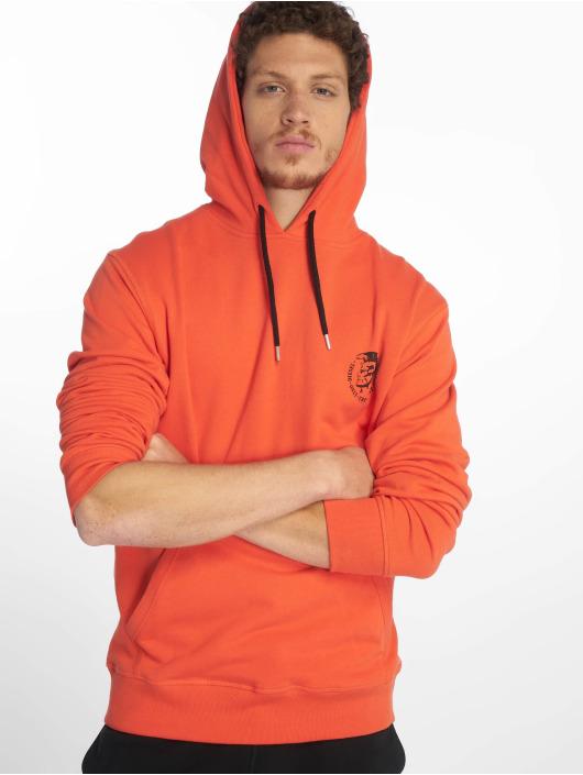 Diesel Hoodie UMLT-Brandon orange
