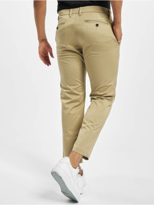 Diesel Jean coupe droite Madox beige
