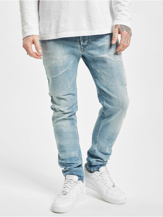 Diesel Jeans slim fit Sleenker blu