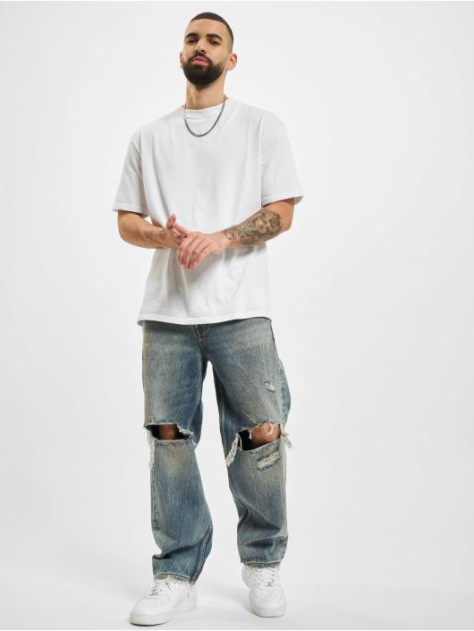 Diesel Jeans straight fit Dagh XP blu
