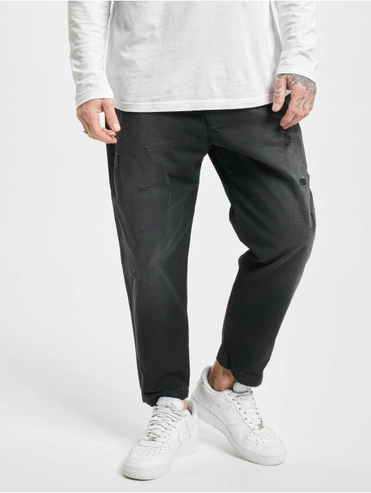 Diesel Jeans straight fit P-Webbin nero