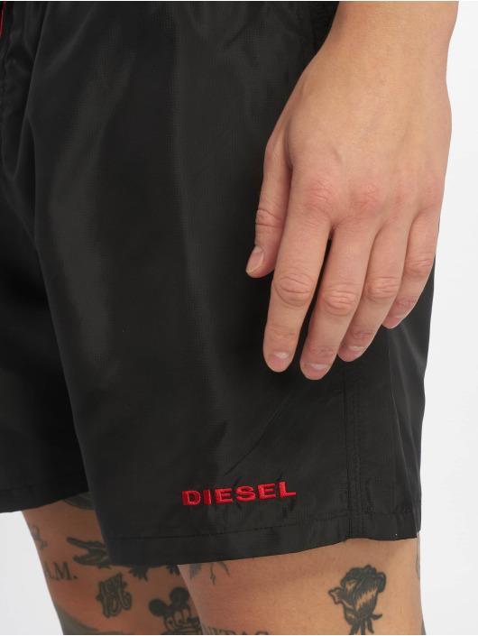 Diesel Kúpacie šortky BMBX-Wave 2.017 SW èierna