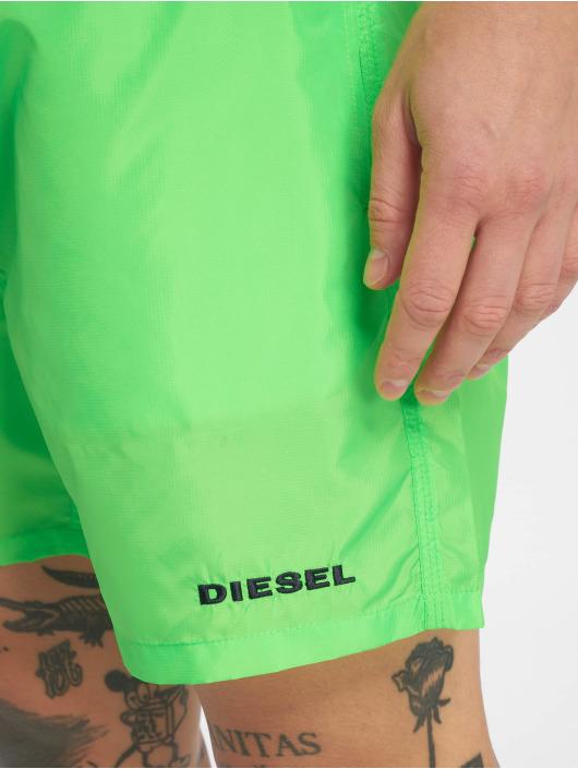 Diesel Kúpacie šortky BMBX-Wave 2.017 SW zelená