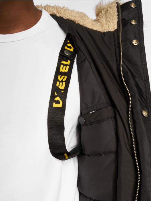 Diesel Lightweight Jacket W-Burke Transition black