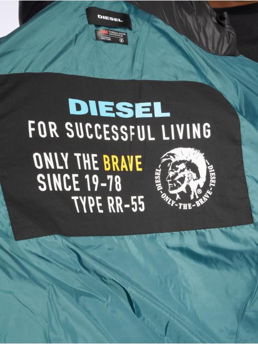 Diesel Lightweight Jacket W-Garrett black