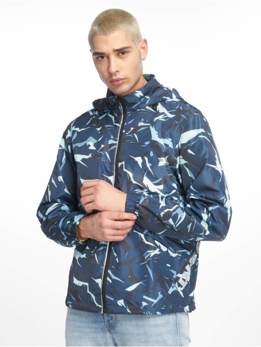 Diesel Lightweight Jacket BMOWT-Windsea-P blue