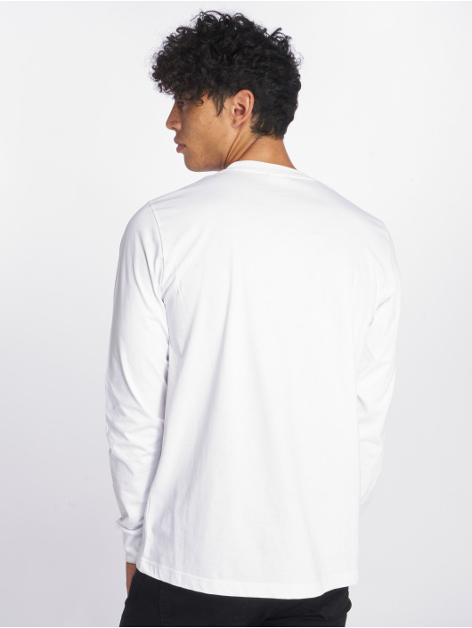Diesel Longsleeve T-Just-Ls-Division white