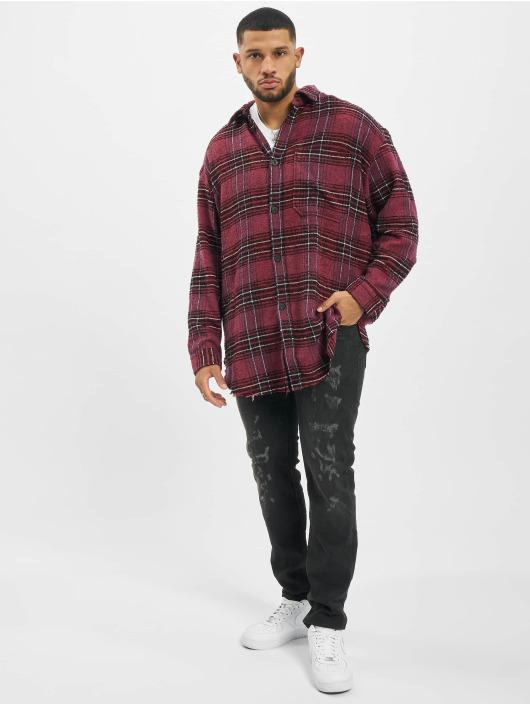 Diesel overhemd R-Taro rood