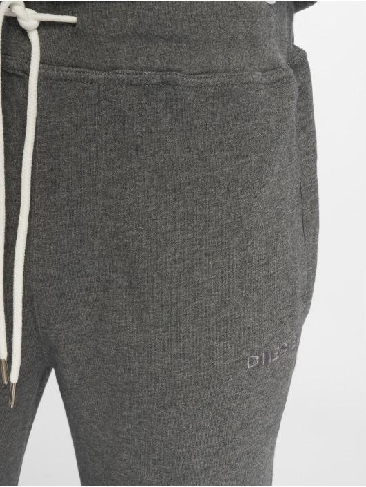 Diesel Pantalone ginnico Umlb-Peter grigio